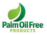 Free-from label for palm oil free products