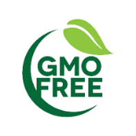 Free-from label for GMO free products