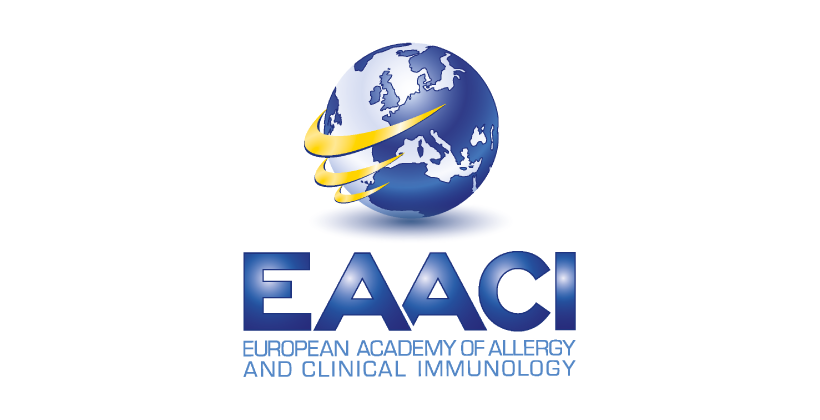 EAACI logo, European Academy of Allergy and Clinical Immunology