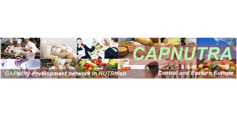 Spotlight on… Capacity Development Network in Nutrition in Central and Eastern Europe (CAPNUTRA)