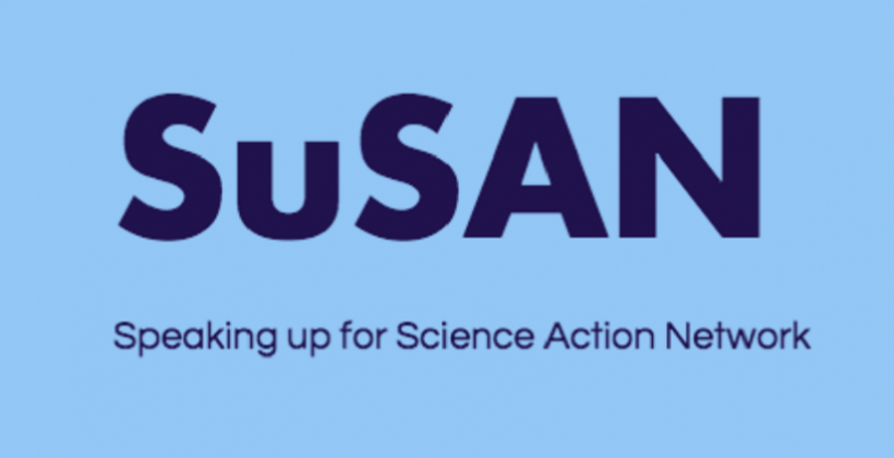 Speaking Up for Science Action Network (SuSAN)