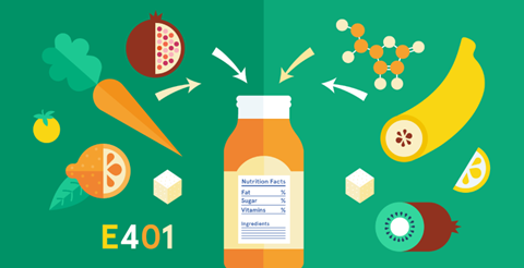 Publications on nutrition labelling