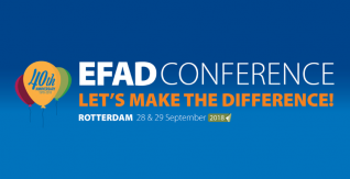 'Making the most of social media for dietitians': EUFIC training at EFAD 40th anniversary conference