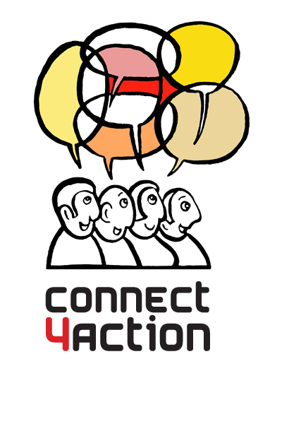 Connect4Action logo