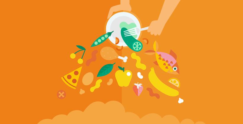 Let's reduce food waste