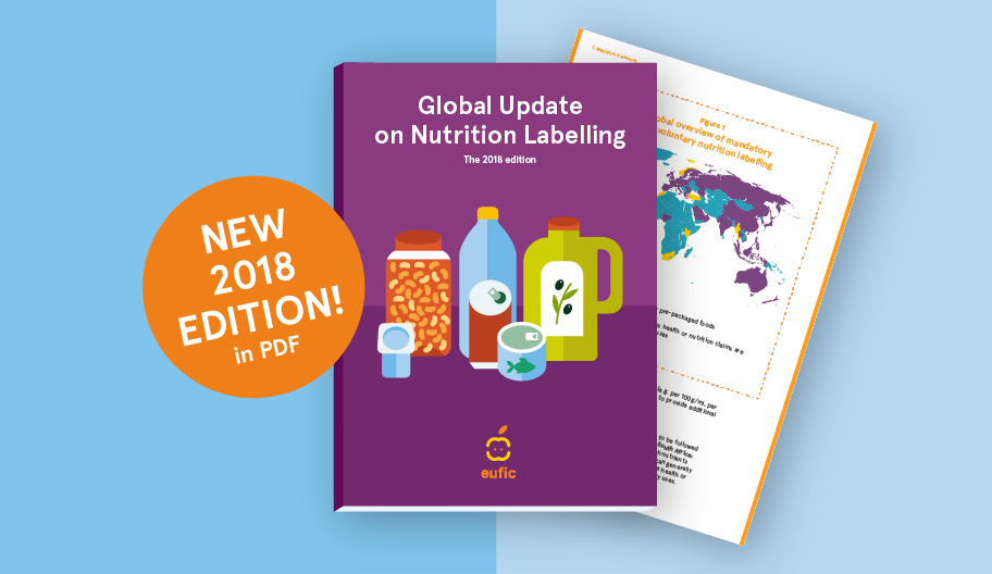 global update on nutrition labelling 2018 edition