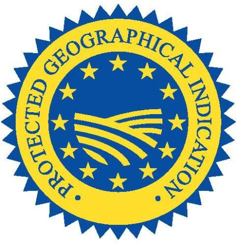 symbol Protected Geographic Indication PGI