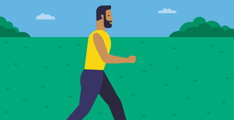 An increase in physical activity may reduce mortality risk in inactive people