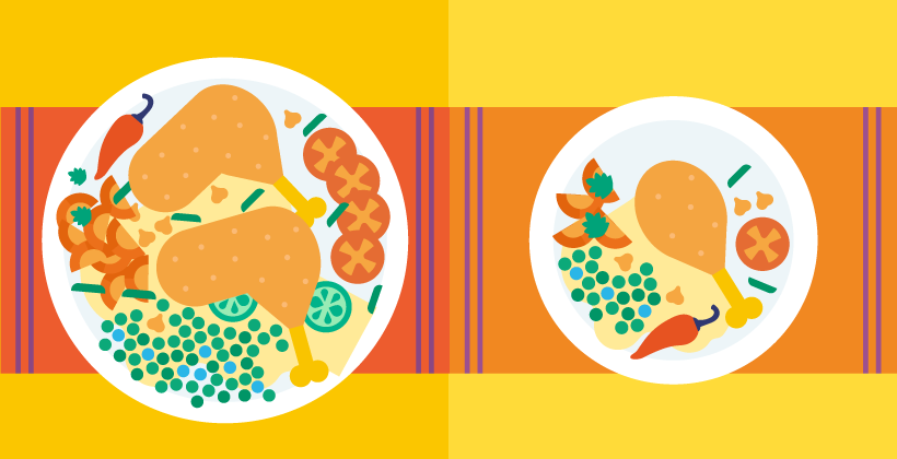 The importance of portion information from a consumer and health perspective