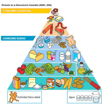 The Food Pyramid: A Dietary Guideline in Europe: (EUFIC)