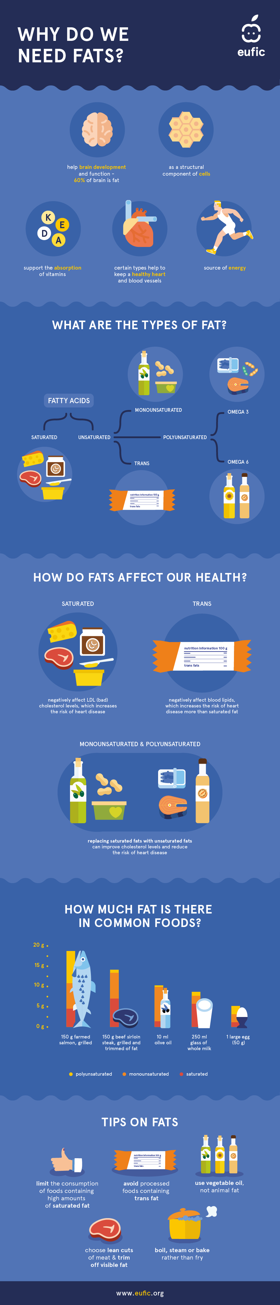what do we need fat in our diet