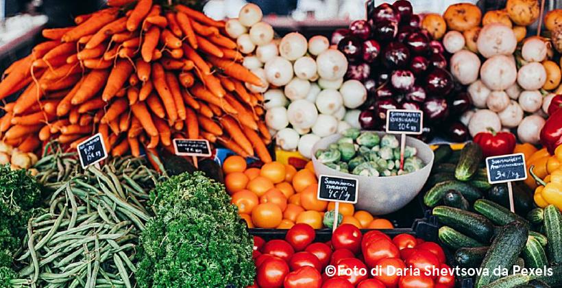 La piattaforma per scoprire frutta e verdura di stagione in Europa