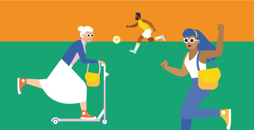 Promozione dell'attività fisica nei paesi dell'UE: a che punto siamo?