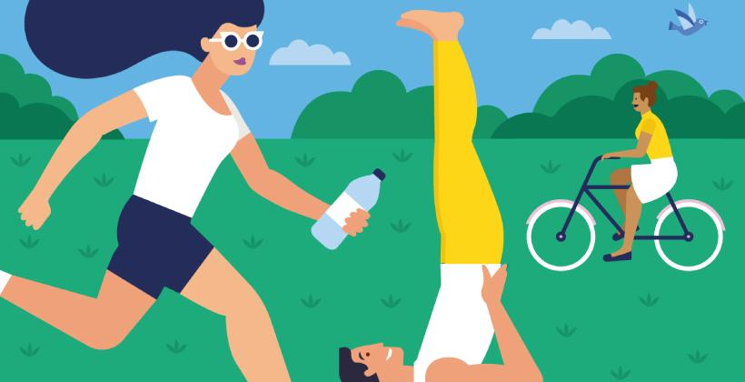 Attività fisica: sei un guerriero del weekend?