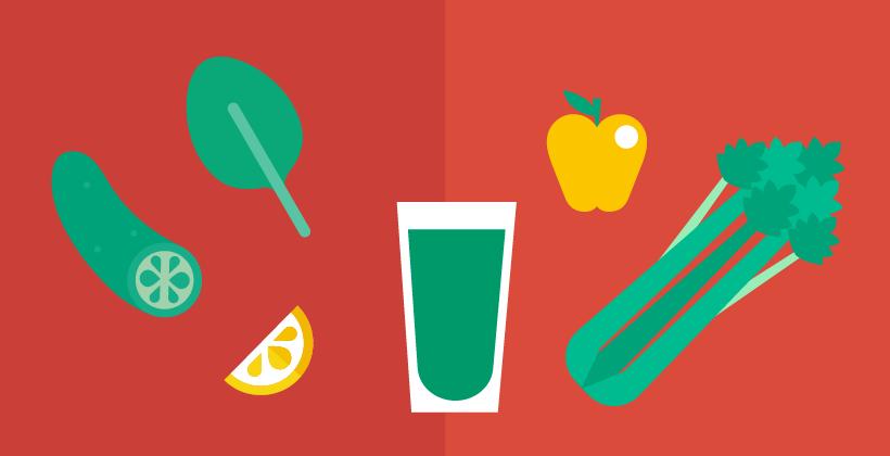 Le diete detox: sono all'altezza del loro nome?