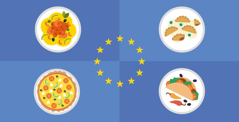 Regolamento dei pasti scolastici in Europa