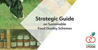 """Horizon-2020 Strength2food, lancia la prima """"Guida Strategica"""" per la sostenibilità degli Schemi di Qualità Alimentare (SQA)"""